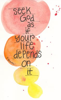 It does depend on it!
