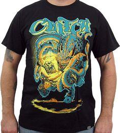 Clutch Space Case T-Shirt