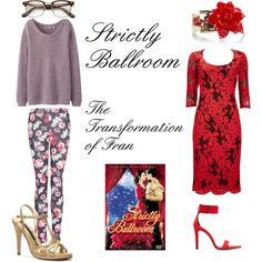 """""""Strictly Ballroom - Fran"""" by beetlescarab on Polyvore"""