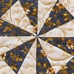 Additional Images of The Loyal Union Sampler from Elm Creek Quilts by Jennifer Chiaverini - ConnectingThreads.com