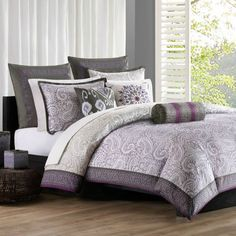 Contemporary duvet covers by Bed Bath and Beyond