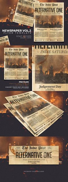 12 Best Old Fashioned Newspaper Template Images Newspaper Front