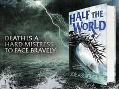 SOMETIMES A GIRL IS TOUCHED BY MOTHER WAR Thorn is such a girl. Desperate to avenge her dead father, she lives to fight. But she has been named murderer by the very man who trained her to kill.  Book 2 in the Shattered Sea trilogy, Half the World is out now: http://www.harpercollins.com.au/9780007560844/half-the-world-shattered-sea-2