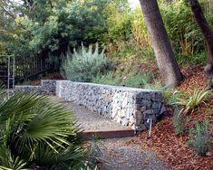 84 ideen für stützmauer im garten bauen - hangsicherung und, Garten und erstellen