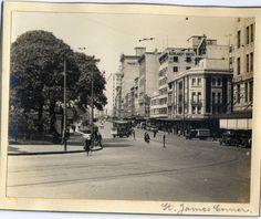 'St James Corner' - RAHS/Osborne Collection