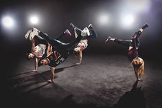 Dance like EVERYONE's watching. #borntorage