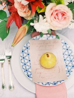 Sara Hasstedt Photographer: How to plan, style and prepare a 6 course dinner