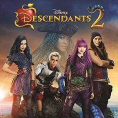 Descendants 2 & TV O.S.T. - Descendants 2 / TV O.S.T. (CD)