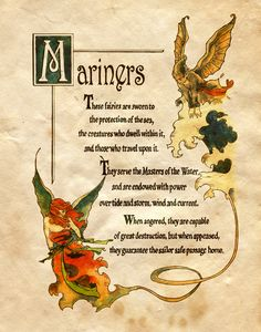 """""""Mariners"""" - Charmed - Book of Shadows"""