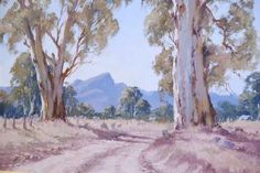 Summer in the Grampians by Frank Mutsaers