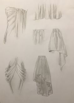 #fold #shadow #sketching Fashion Sketches, Sketching, Arts And Crafts, Abstract, Artwork, Sketch, Summary, Fashion Sketchbook, Work Of Art