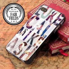 5 SOS Funny Collage Art  iPhone 4/4s/5/5s/5c Case  by Fairfields, $15.00 NEED