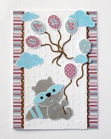 Joy!crafts: Baby Raccoon