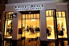 #Feel Beautiful # WHBM My absolute favorite store.  Feel beautiful...