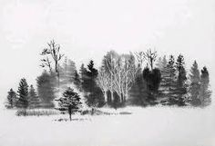 Image result for sumi e painting city