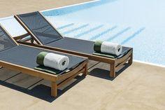 SAND leżaki ogrodowe ETHIMO
