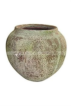 Laguna Madre Traders - High Fired Atlantis Indoor or Outdoor Ceramic pottery