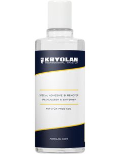 Special Adhesive B Remover 100 ml | Kryolan - Professional Make-up