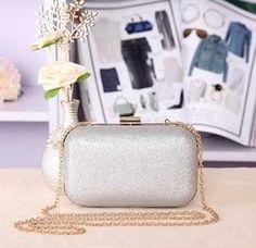 Small Mini Bag Women Shoulder Bags Crossbody Women Gold Clutch Bags Ladies Evening Bag for Party Day Clutches Purses and Handbag
