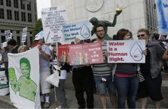 Water privatization could soon be the next front in the austerity wars. http://thenat.in/1zkfSzi