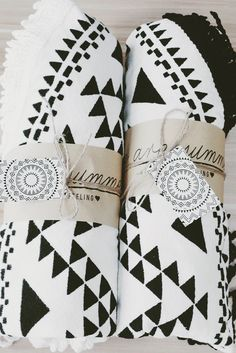 The Marfa Throw Round Towel | Fitzroy Boutique