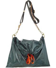 Louis Vuitton bag made of trash! #trash #green #louisvuitton