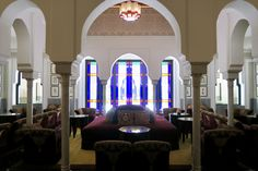 La Mamounia hotel - Marrakech Morocco travel tips - Wanderlust in the City