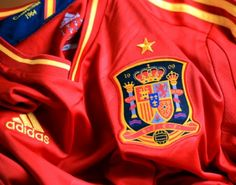 """camiseta de """"La Selección Española""""."""