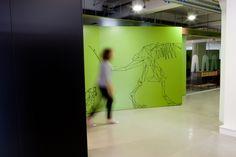 Wayra London / estudio QA - Quanto Arquitectura