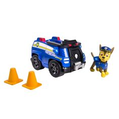 Paw Patrol Chase's Cruiser - Products - Paw Patrol
