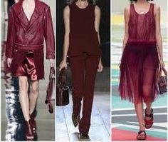 marsala #fashion