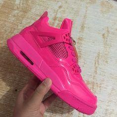 2740b766259 Authentic Sports Sneakers Professional Basketball Shoe Trainer Jordan 4  Women Sneakers-1