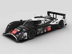 Signature Plus #008 Aston Martin LMP1 LMS 2010