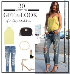 Get the look: Το πρωινό casual chic look της Ashley Madekwe