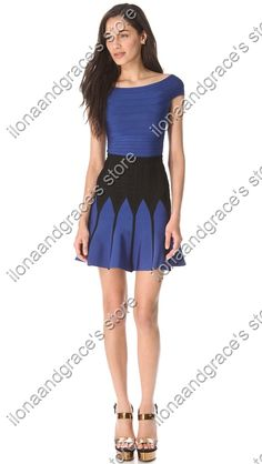 Find More Dresses Information about NEW!!!!!  Sheath/Column o neck Jewel Short/Mini 2 pieces Bandage Dress hl087,High Quality dress coral,China dress up hot men Suppliers, Cheap dress up costumes cheap from Ilonaandgrace'  store on Aliexpress.com