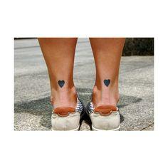 ankle tats