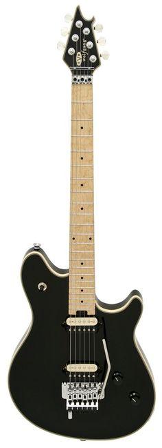 EVH Wolfgang Black Electric Guitar