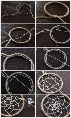 Homemade Dream Catchers String Art Crafts To Make Arts And Crafts Diy Crafts Doily Dream Catchers Making Dream Catchers Diy Dream Catcher Tutorial Diy Jewelry 7 chakras rainbow dream catcher hoop diameter dreamcatcher hand made boho dreamcatcher boho deco Homemade Dream Catchers, Making Dream Catchers, Dream Catcher Craft, Dream Catcher Boho, Doily Dream Catchers, Dream Catcher Mobile, Diy Dream Catcher For Kids, Beautiful Dream Catchers, Diy Dream Catcher Tutorial