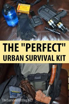 If you're new to prepping, the first thing you should do is have a basic emergency plan to cover yourself for most emergencies. Here's how to make it. #thesurvivalistblog #survival #preppers Urban Survival Kit, Survival Tools, Wilderness Survival, Camping Survival, Outdoor Survival, Survival Prepping, Emergency Preparedness, Emergency Planning, Survival Backpack
