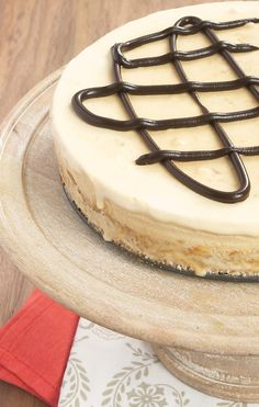 Salted Caramel-Peanut Butter Ice Cream Cake