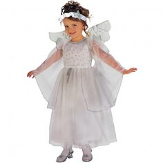 girls angel princess costume