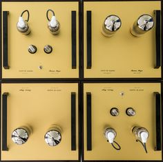 Thomas Mayer 211 / 211 Amps