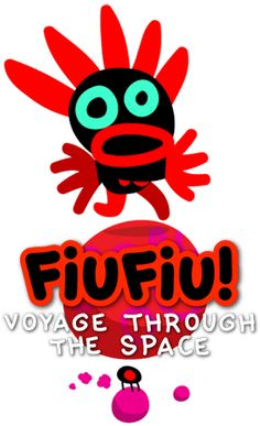 FIUFIU! Voyage through the Space - Game Design by Raul Gonzalez, via Behance