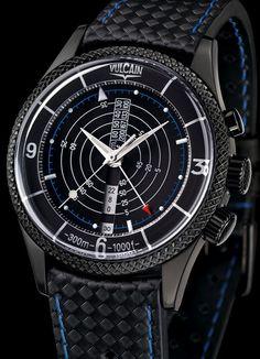 #VULCAIN nautical dlc #watches #luxe