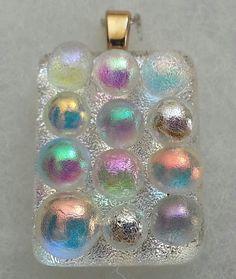 Bubble Dichroic Pendant