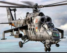Russian Navy Mi-24VP