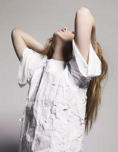 #white #paper #fashion