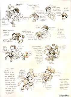 Disney brothers story by twisted-wind.deviantart.com on @deviantART