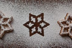 Scandinavian Rosettes are Norwegian or Swedish Christmas Cookies that are made with a traditional rosette iron, which is dipped in batter and deep fried. Gourmet Cookies, Yummy Cookies, Lemon Cookies, Biscuit Cookies, Swedish Recipes, Portuguese Recipes, Holiday Baking, Christmas Baking, Christmas Eve