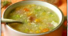 Resep Sup Jagung Zuppa Soup, Cream Of Corn Soup, Soup Recipes, Cooking Recipes, Indonesian Cuisine, Asian, Dinner Menu, Healthy Breakfast Recipes, Food Menu